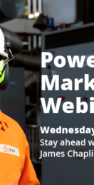 Gas market volatility – EDF's James Chaplin explains what's affecting the UK Power Market