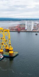 Substation work for 'Scotland's largest' offshore wind farm greenlighted