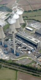 Britain fires up coal power plant to meet electricity demand