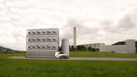 Swiss CO2 capture plant to help grow vegetables