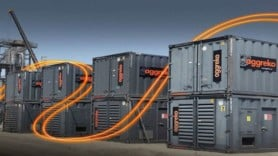 Aggreko in £40m deal for energy storage firm