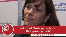 Energy Minister says Industrial Strategy must focus on UK's green growth