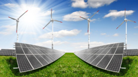 Global renewable power to grow by 43% by 2022