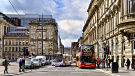 Dangerously polluted air in 44 UK towns and cities