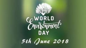 India to host World Environment Day 2018