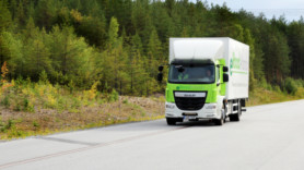 Sparks fly in Sweden with new electric road