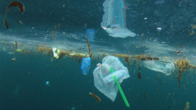 Theresa May announces £61.4m to tackle global plastic waste