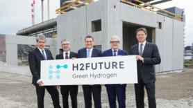 Work starts on 'world's largest' hydrogen pilot facility