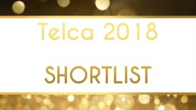 Our finalists for TELCA 2018