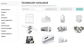 New online shopping hub for 'best-in-class' climate tech