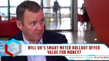 ELF 2018: 'Unlikely UK smart meter rollout will ever offer value for money'
