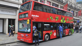 London to host 'Europe's largest double-decker electric bus fleet'