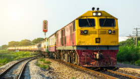 Hydrogen trains on track for low carbon freight sector