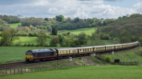 UK rail freight company on track to powered by 100% renewable energy