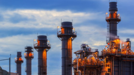 First multi-megawatt gas-to-power plant in North America enters operation