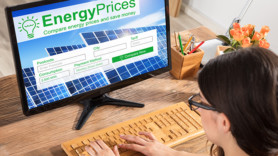 Ofgem removes requirement for PCWs to show 'wide range' of energy tariffs