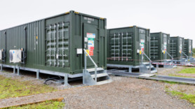 Anesco battery site becomes first to contribute to UK's Balancing Mechanism