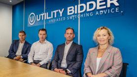 Utility Bidder receives major investment