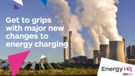 Webinar: Targeted Charging Review: Likely Winners and Losers in Energy Charges Shake Up