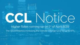 CCL Increasing in April 2019
