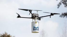 Hydrogen drone stays in the air for nearly 11 hours