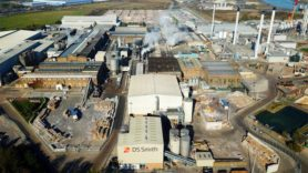 Paper mill owner to tear down emissions with new CHP plant