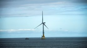 Green light for €31m floating wind energy project in Ireland