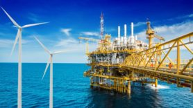 Renewable energy to power oil and gas rigs?
