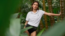 Ralph Lauren unveils polo shirts made from plastic bottles