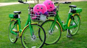 Octopus Energy to supply clean power for Lime's electric bicycles
