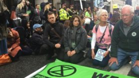 Is this the breast way for Extinction Rebellion to get their point across?