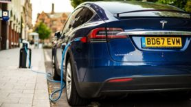 UK's EV growth 'is severely lagging behind the rest of Europe'
