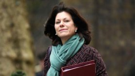 Energy Minister Claire Perry takes leave of absence