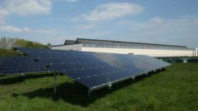 Lightsource BP powers up 2.3MW subsidy-free solar farm