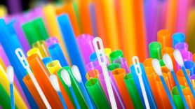 Ban on plastic straws and cotton buds in England from April 2020