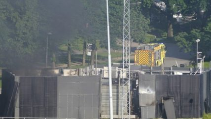Hydrogen refuelling station in Norway explodes, injuring two