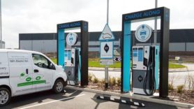 French utility ENGIE buys UK's ChargePoint Services