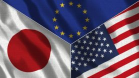 EU, Japan and US to co-operate on hydrogen and fuel cells