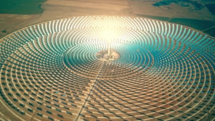 China's first 100MW molten salt solar plant hits maximum power