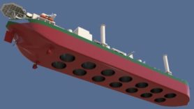 Could old oil tankers be repurposed as clean energy power plants?