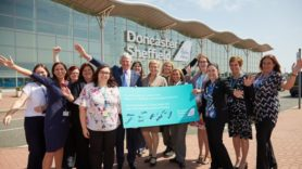 Doncaster Sheffield Airport's latest arrival is a £2m solar farm