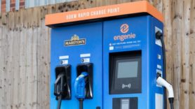 Engenie 'to double number of rapid EV charging points across UK'