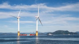 Plans for 'world's biggest' floating offshore wind farm in South Korea