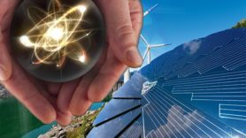 'Renewables essential to decarbonisation - but other clean tech will also be needed'