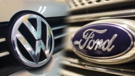 VW and Ford expand collaboration to develop EV tech