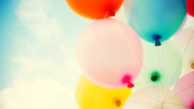 Plastic straws are one thing... but what about banning balloons?!