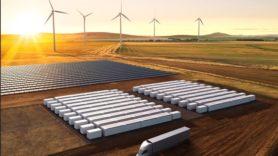 Tesla unveils 'Megapack' energy storage system