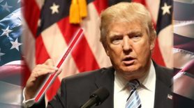 Donald Trump: 'Make plastic straws great again'
