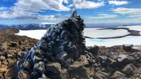 Scientists commemorate first Icelandic glacier lost to climate change