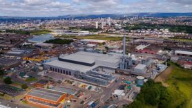 New energy recovery facility opened in Glasgow